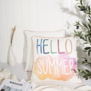 Hello Cushion
