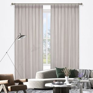Madison Sheer Pinch Pleat Curtain
