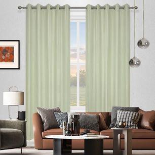 Luton Room Darkening  Eyelet Curtain 220cm & 250cm Drop