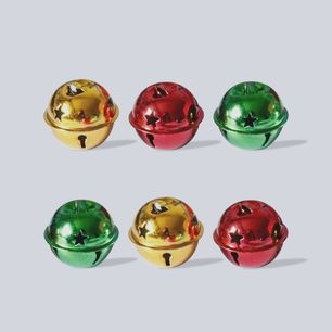 Christmas Deco Ball Pack(M)-6*