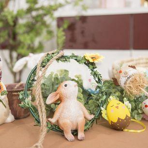 Sunny Bunny Hanging Ornaments