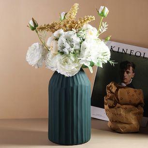 Ceramic Ridges Vases