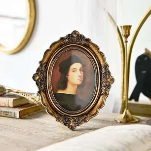 Carved Photo Frame
