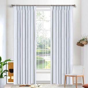 Sassi Blockout Pinch Pleat Curtains