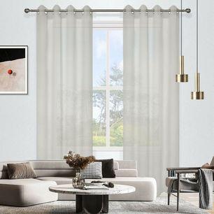 Candy Eyelet Sheer Curtain 140x220cm
