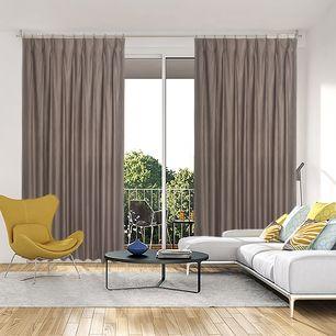Monterey Blockout Pinch Pleat Curtains