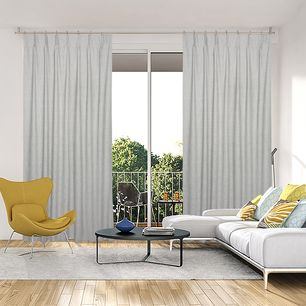 Phoenix Blockout Pinch Pleat Curtains