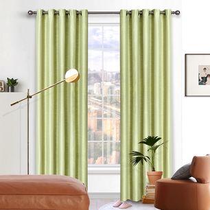 Pyrmont Blockout Eyelet Curtain 220cm & 250cm Drop