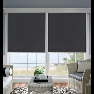Seattle Room Darkening Roller Blinds