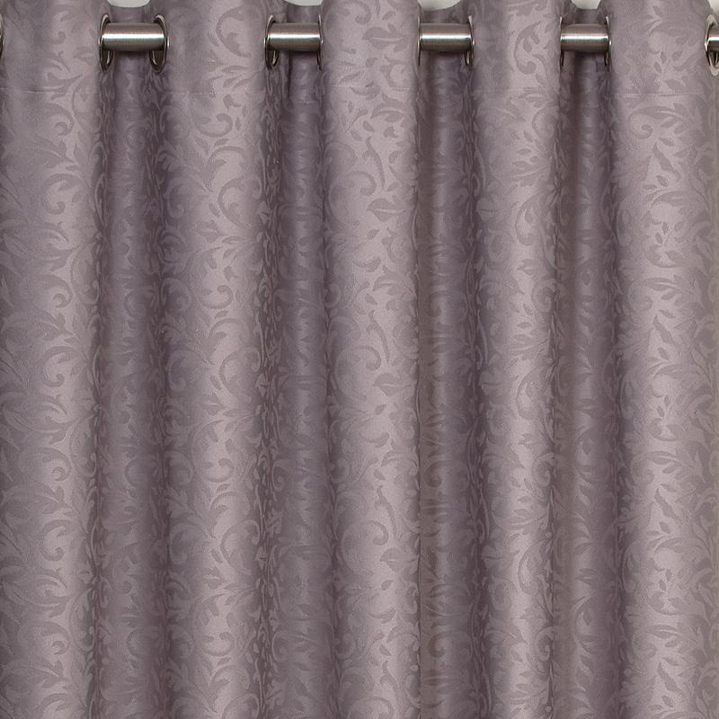 Portsea Blockout Eyelet Curtain 165x220cm