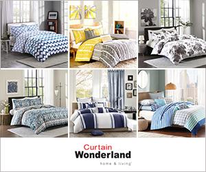 Curtain Wonderland Quilt Cover Sets